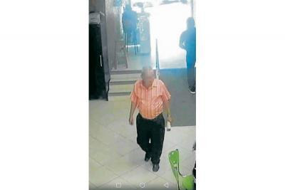 Cámaras identificaron ladrones en Delacuesta