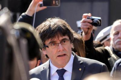 España consultaría a Tribunal de UE por decisión alemana sobre Puigdemont
