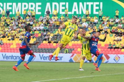 De la mano de Michael Rangel, Atlético Bucaramanga venció 3-1 al Pasto