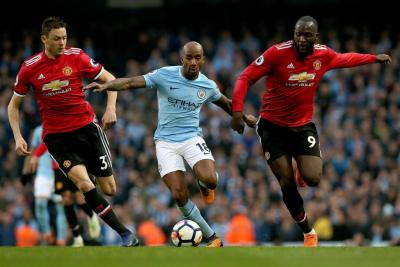 El Manchester United derrotó 3-2 al City de Guardiola