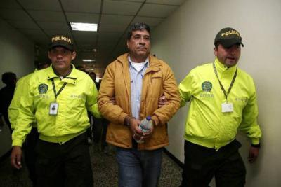 Juez de garantías envía a la cárcel a Pedro Aguilar