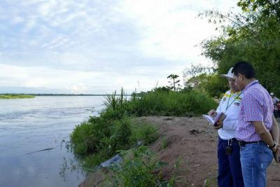 Alto nivel del río Magdalena prende alarmas en la región