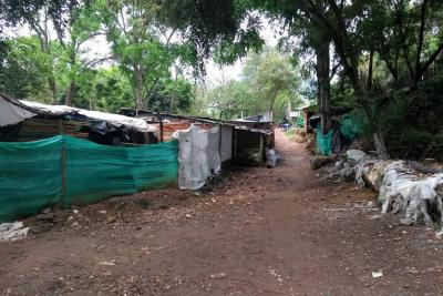 Asentamiento Ragonessy asegura que la Alcaldía prometió su reubicación