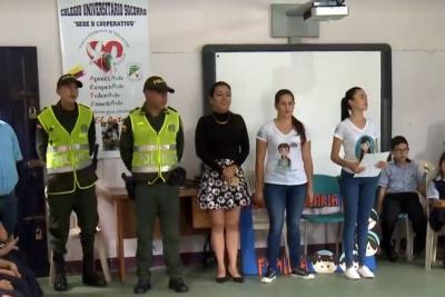 En CUS lideran campaña contra abuso sexual infantil