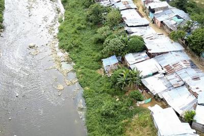 Identifican los tres sectores con mayor riesgo de inundación en Bucaramanga