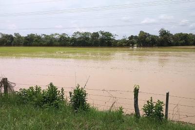 Por inundaciones, Ideam mantiene  alerta roja en siete departamentos
