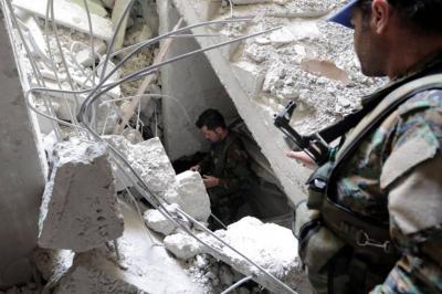 Posible ataque químico en Siria deja decenas de muertos y causa indignación