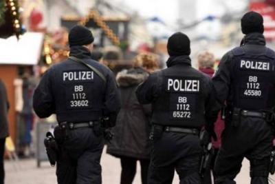 Policía evita ataque con cuchillo en maratón en Berlín