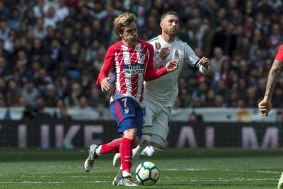 Real Madrid empató 1-1 con Atlético de Madrid