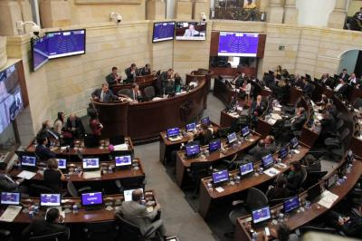 La consulta anticorrupción se votará esta semana en la plenaria del Senado