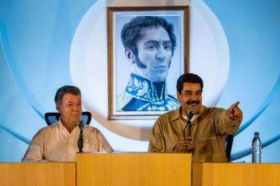 """Maduro afirmó que Santos le ofreció la Revista Semana para """"mejorar imagen"""" en Colombia"""