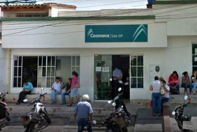 Más de dos horas debieron esperar usuarios de Coomeva por sus autorizaciones en Floridablanca