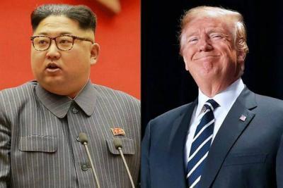 Donald Trump confirma histórico encuentro con Kim Jong-un