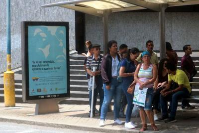Esta campaña busca que bumangueses se solidaricen con los migrantes venezolanos