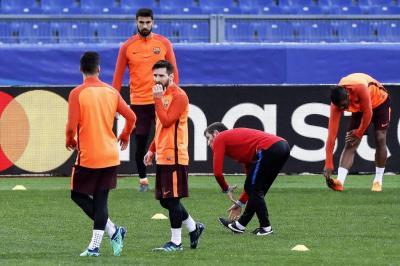 Barcelona y Liverpool van con todo en busca de las 'semis'