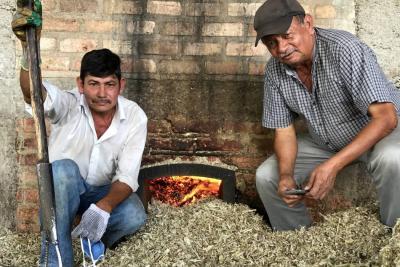 Hornilla ecoeficiente es alternativa para la producción de panela