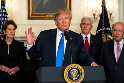 Trump cancela su viaje a la Cumbre de las Américas y a Colombia