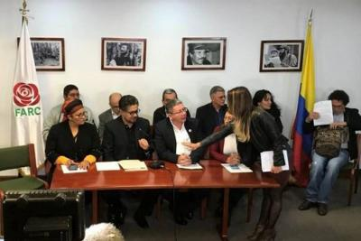 """La detención de 'Santrich' hace parte de un plan del Fiscal"": Iván Márquez"
