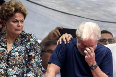 """Dilma Rousseff denunciará """"persecución"""" contra Lula"""