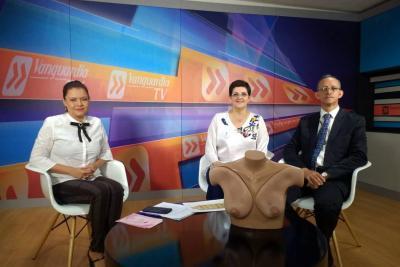 Reviva la entrevista sobre el cáncer de seno en Vanguardia.com