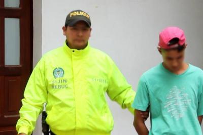 Arrestan a joven vinculado con hurtos a residencias