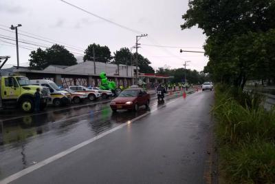 Autoridades intensifican controles a conductores