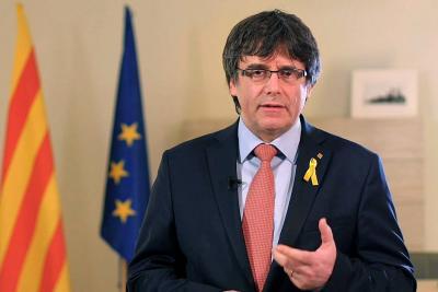Fiscalías de España y Alemania se reunirían este jueves para hablar sobre Puigdemont
