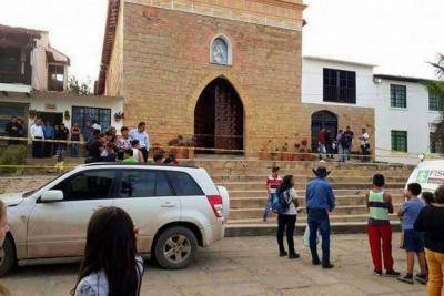 Envían en Santander a la cárcel al hombre acusado de degollar a su hijo