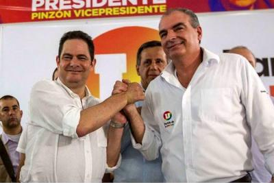 Partido de la U hizo oficial su alianza con Vargas Lleras