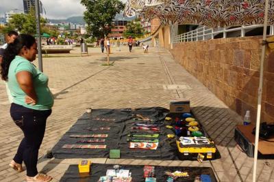 Informales de Bucaramanga denunciaron caída en sus ventas en más del 80%
