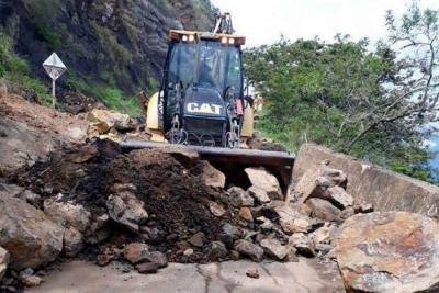 Santander continúa en alerta por deslizamientos y niveles de ríos