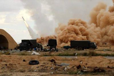 Trump prepara una ofensiva contra Siria