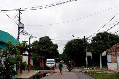 7.500 usuarios se quedaron sin luz en El Puerto
