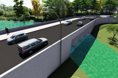 A mitad de año arrancará proyecto de la Transversal Villaconcha en Piedecuesta