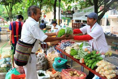 Bellavista tendrá el 'Mercado Campesino'