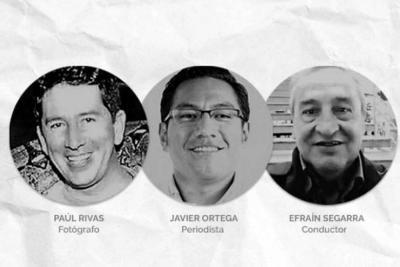 FLIP aseguró que recibió una comunicación que confirmaría la muerte de periodistas