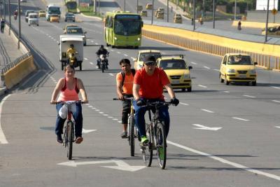 Definen detalles para el 'Día sin Carro' de este 19 de abril en Bucaramanga