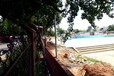 Parque del Agua lleva 30 meses en ejecución