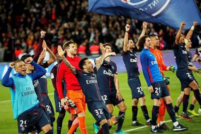 Con goleada y autogol de Falcao García, PSG obtiene título en Francia