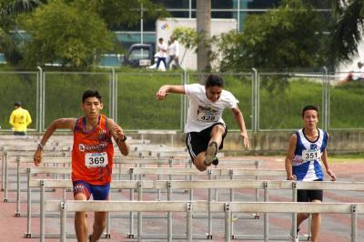 Buen fin de semana para  el atletismo santandereano