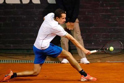 Daniel Galán llegó hasta semifinales en México