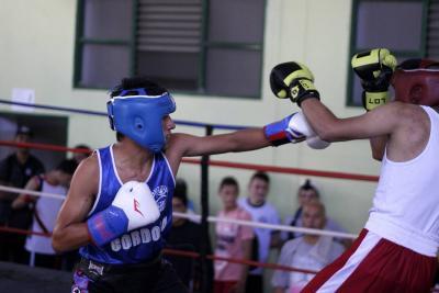 El boxeo local cumplió su Campeonato Interclubes