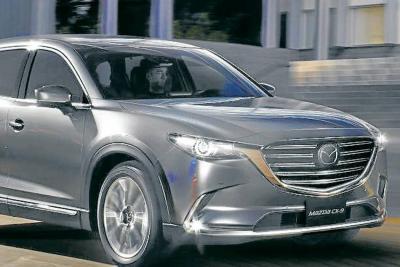 Tecnología Skyactiv, placer al conducir en Mazda CX-9
