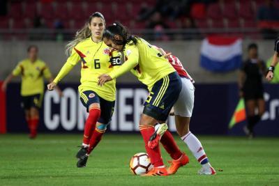 Selección Colombia femenina debuta hoy en fase final de la Copa América