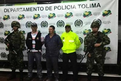 Guerrillero del Eln fue arrestado en la Terminal de Transporte de Bucaramanga