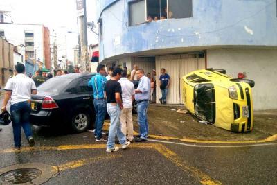 'Cruce de la muerte' de Bucaramanga no tendrá, por ahora, semaforización