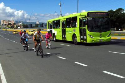 Este jueves es el Día sin Carro en Bucaramanga