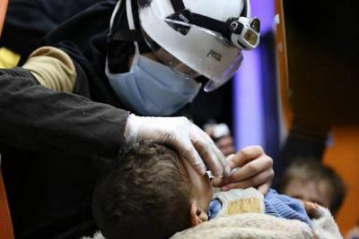 Rusia niega impedir investigación sobre uso de armas químicas en Siria