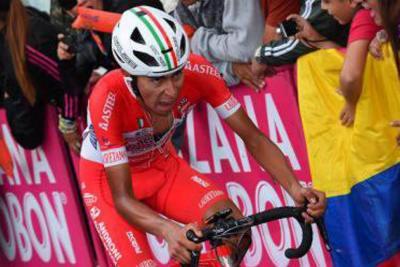 El colombiano Sosa, tercero en el Tour de los Alpes
