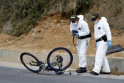 Atropellaron a 221 ciclistas en Bucaramanga en los últimos tres años
